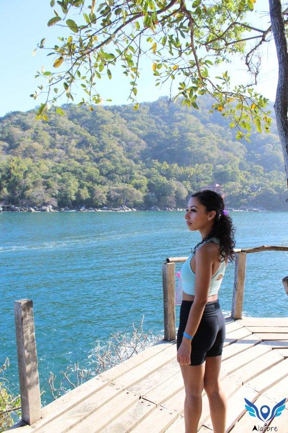 Britanny in Boca de Tomatlán